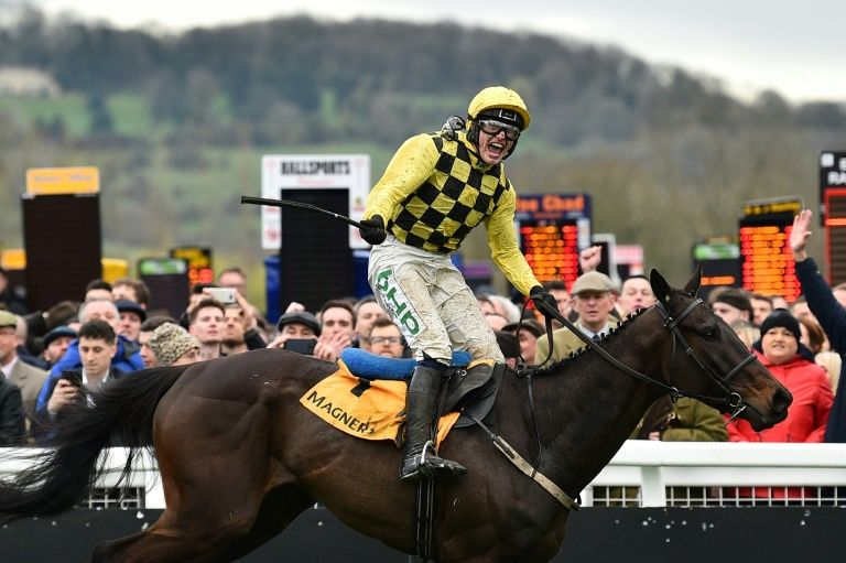 Boum, not bust at last for Mullins in Gold Cup