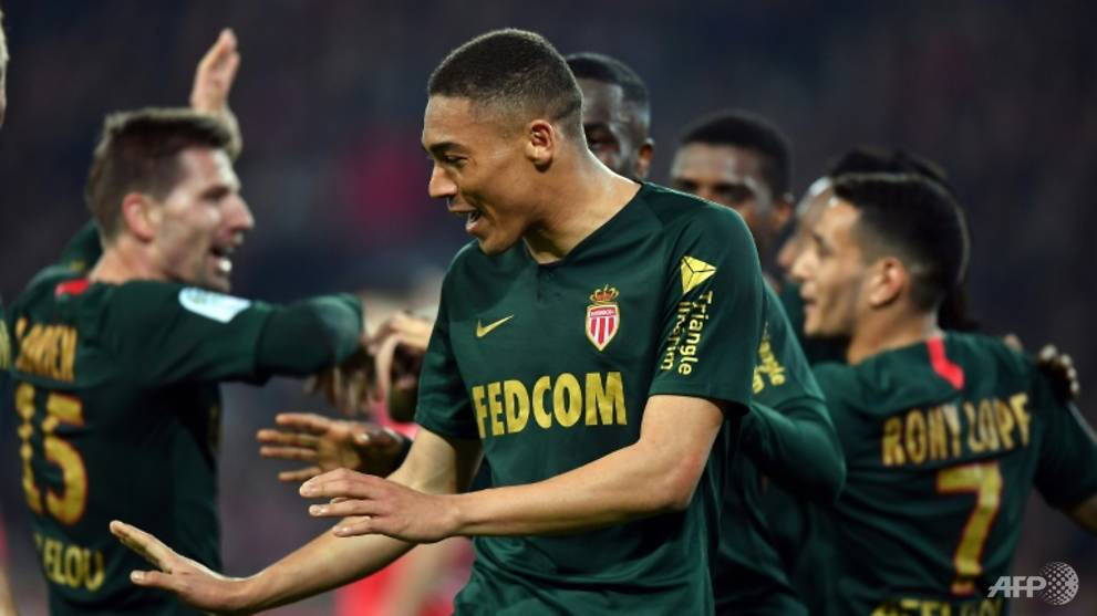 Football: Monaco edge away from relegation with Vinicius winner at Lille