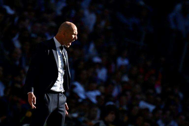 Zidane enjoys winning start but Atletico beaten in Bilbao
