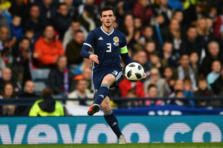 Scotland at 'rock bottom' admits Robertson