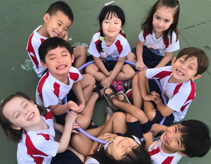 The Preschool Where Sport is Part of the Curriculum (at No Extra Cost!)