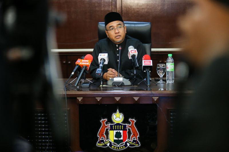 Talk of Melaka 'back-door govt' latest in Pakatan's history of friendly fire since winning GE14