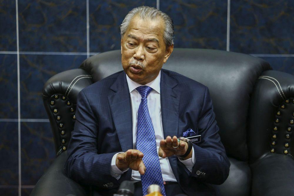 Muhyiddin: RM2.4b drug seizure in Penang is police's biggest haul