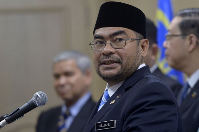 Putrajaya to reform Islamic laws from punitive to rehabilitative from 2020, Mujahid says