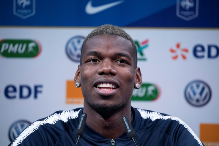 Pogba buys American-style ring for France's World Cup winners