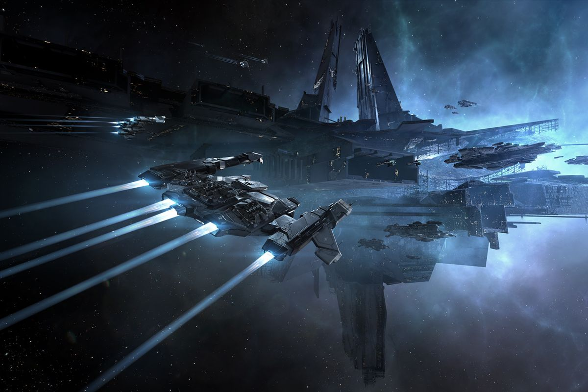 The 'EVE Online' 10,000 Player Deathmach Is Designed To Break Its Servers