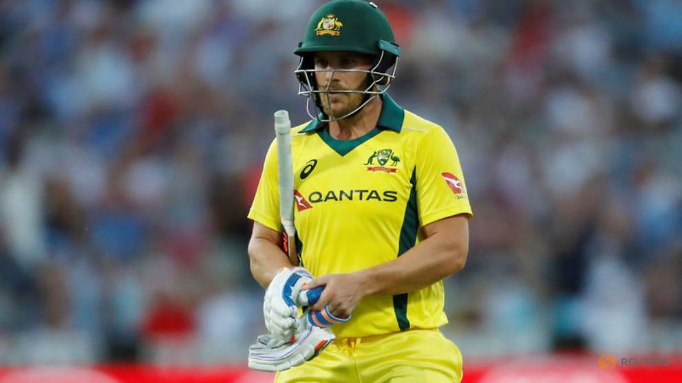 Cricket: Captain Finch fires Australia back into World Cup contention