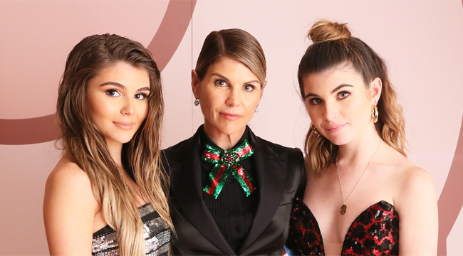 Lori Loughlin's Daughter Olivia Jade Reportedly 'Fully Knew' What Her Parents Did To Get Her Into USC