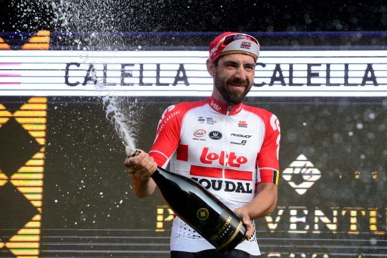 Solo break earns De Gendt Tour of Catalonia win