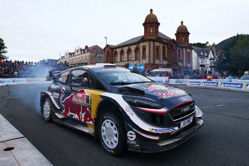 Rally GB moves World Rally Championship event's base to Llandudno