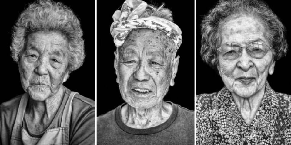 Discover the secrets behind the centenarians of Okinawa with Jose Jeuland Fri 19 April to 30 May 2019