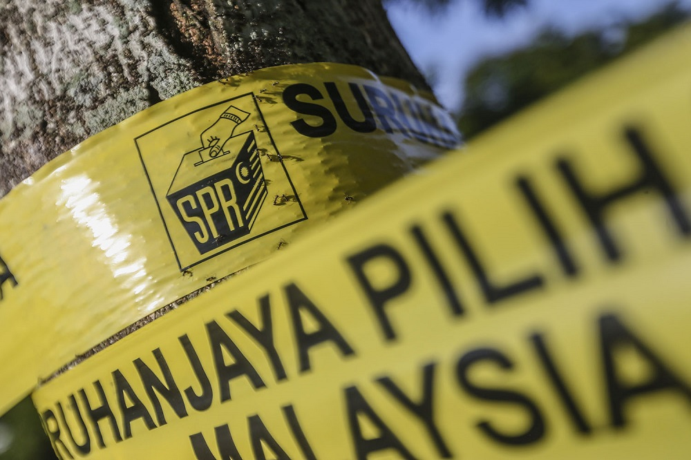 EC: 27 nomination forms for Tanjung Piai by-election sold as of noon today