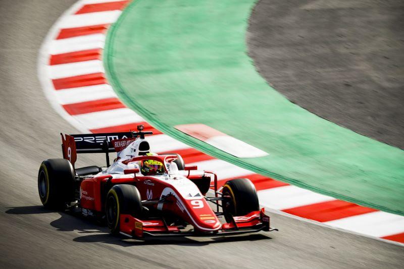 'Fighter' Ferrari F1 junior Mick Schumacher will be 'strong' in F2