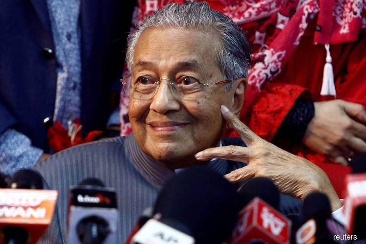 Put party before self-interest, Dr Mahathir tells Bersatu members