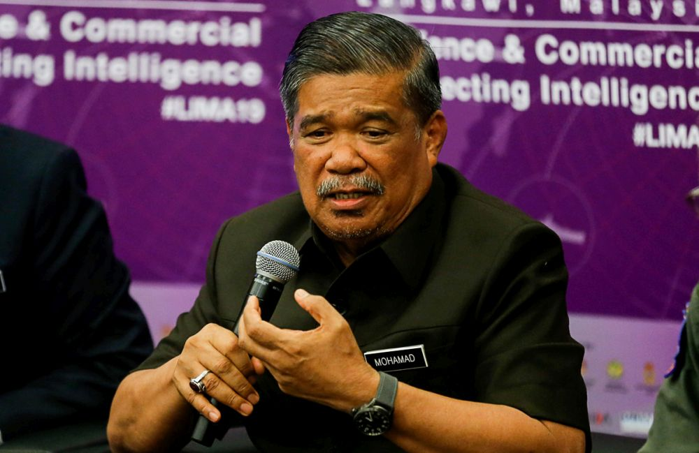 Mohamad's visit to strengthen Malaysia-Indonesia defence cooperation, says Mindef