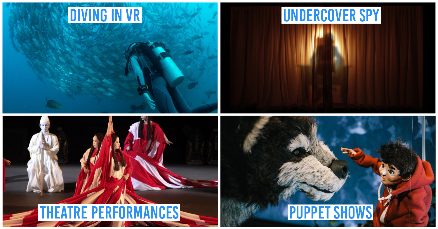 SIFA 2019 Returns As A 17-Day Arts Fest With A VR Murder Mystery, Shows On Spies & Greek Gods