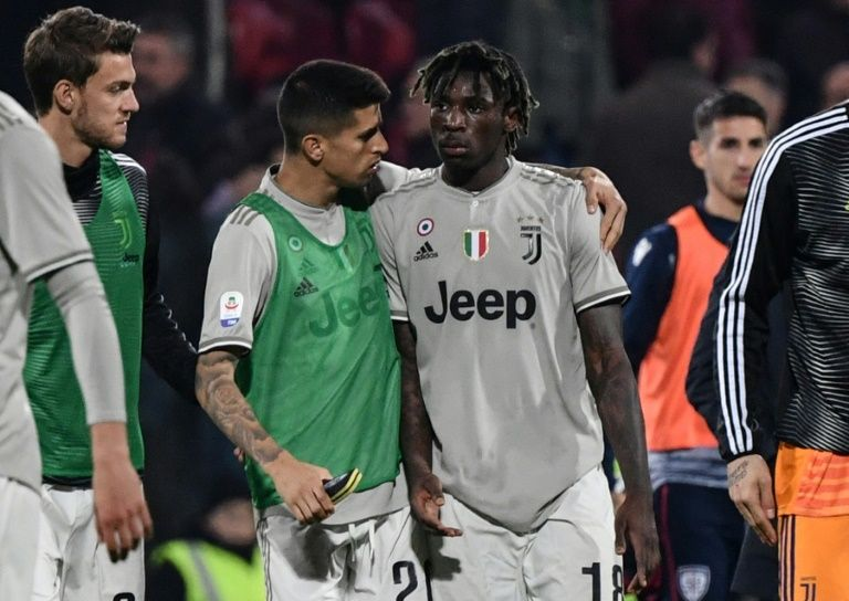 Kean racist abuse whips up storm, but not in Italy