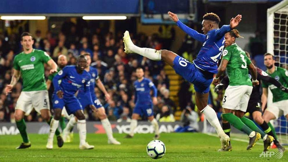Football: Chelsea young guns torment Brighton to ease pressure on Sarri