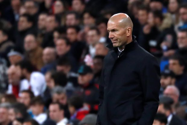Players futures not on the line, says Zidane