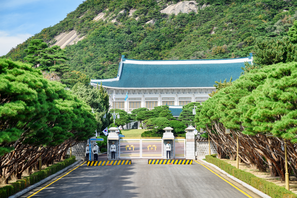 韩国总统将于明日改组内阁