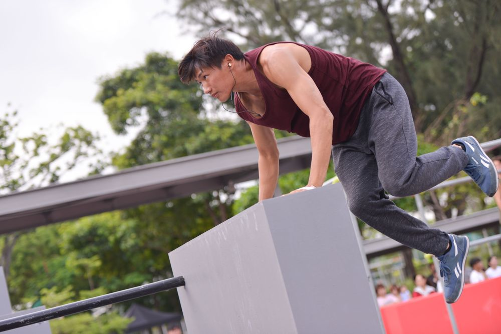 Sports Hub Now Has Parkour Workshops, Obstacle Courses, & Adventure Races To Test Fitness Warriors