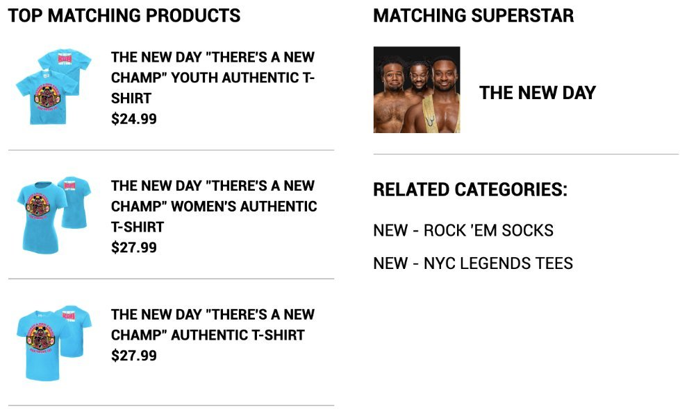 WrestleMania 35: Check Out KofiKingston'sNew WWEChampionship T-Shirt