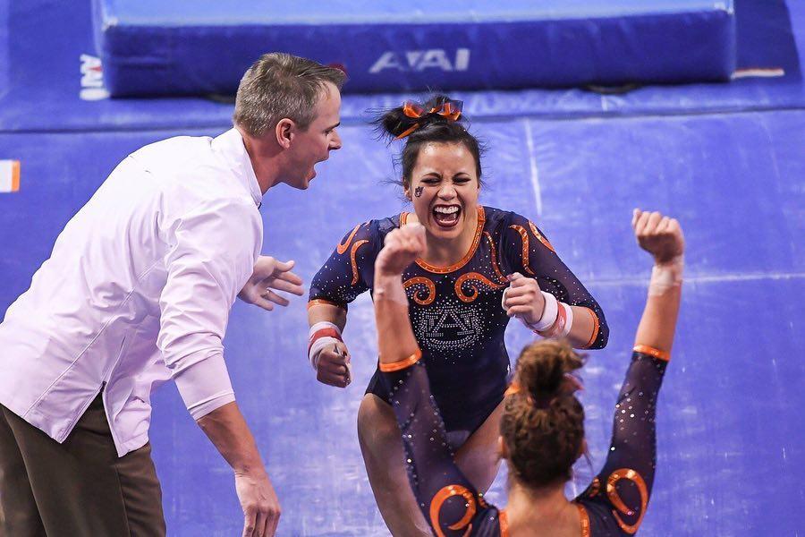 Gymnast Samantha Cerio Gets Surgery After Horrific Knee Dislocation
