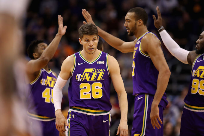 Kyle Korver Pens Essay About White Privilege in NBA: 'People of Color, They Built This League'