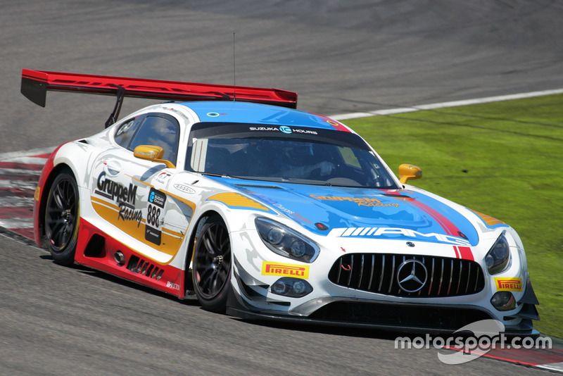 Hakkinen to contest Suzuka 10 Hours with McLaren