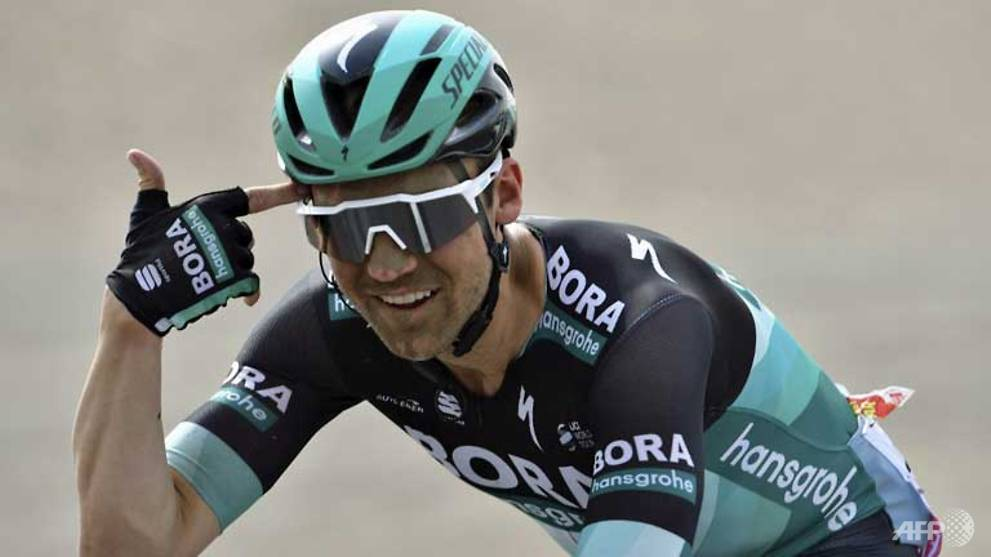 Cycling: Schachmann retains Basque lead with stage four win