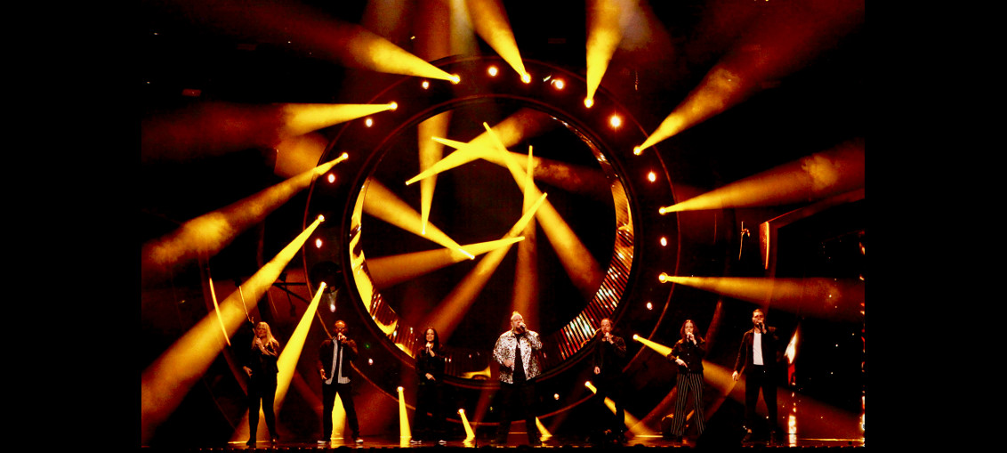Robe Gets in the Eurovision Mood with Melodifestivalen
