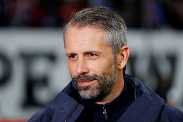 Salzburg's Rose to become head coach at Gladbach from next season