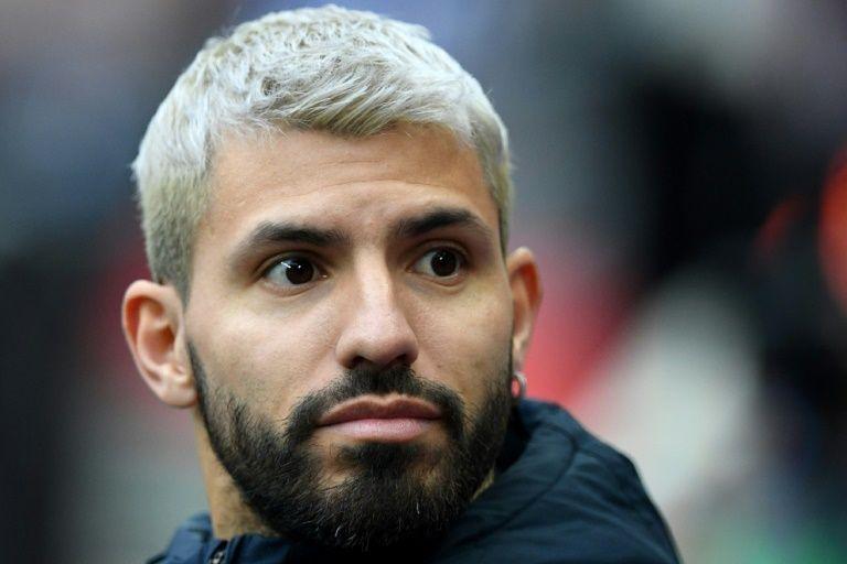 Aguero returns for City's Spurs showdown