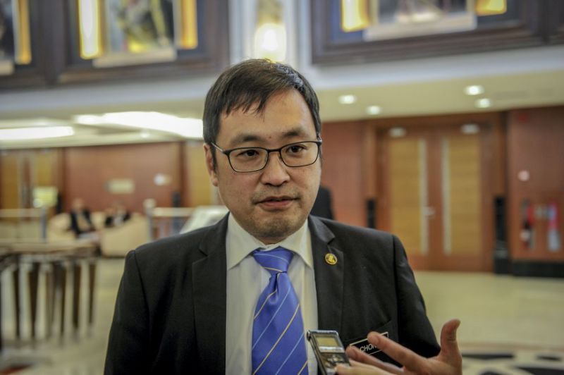DAP says already issued show-cause letter to Ronnie Liu, awaiting reply