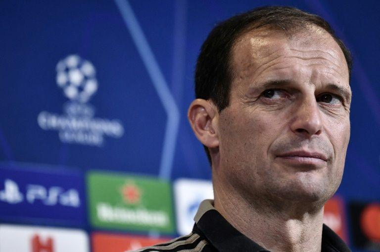 'Thank God we have Ronaldo,' says Allegri as injury-hit Juventus prepare for Ajax kids