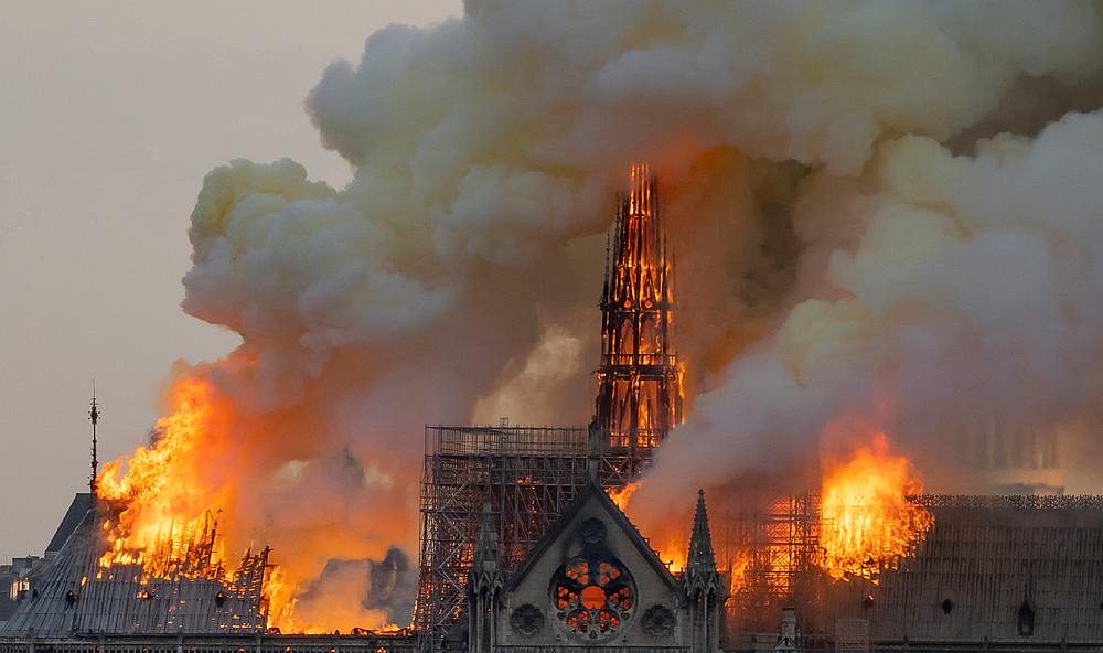 Most Notre-Dame pledges not yet collected, says archbishop