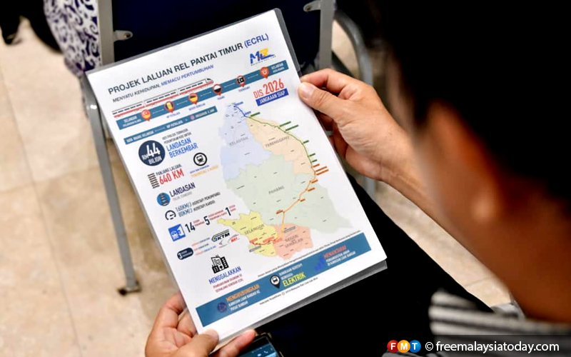 Chinese firm behind ECRL in major recruitment drive for local workers
