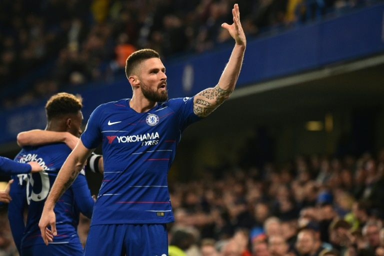 Giroud demands 'more important' role with Chelsea