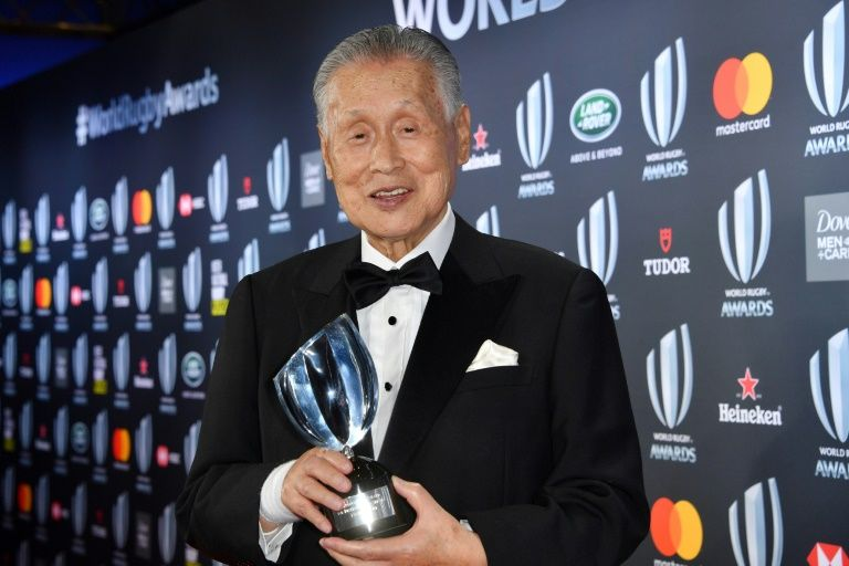 Japan rugby chairman quits months before World Cup