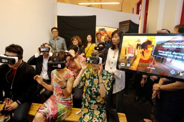Why Stamford Arts Centre has incorporated augmented and virtual reality to improve the audience experience