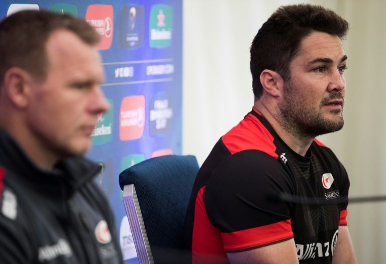 Saracens captain Barritt fit to face Munster in Champions Cup semi-final