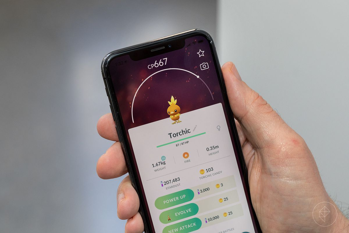 Pokémon Go's May Community Day will feature Torchic