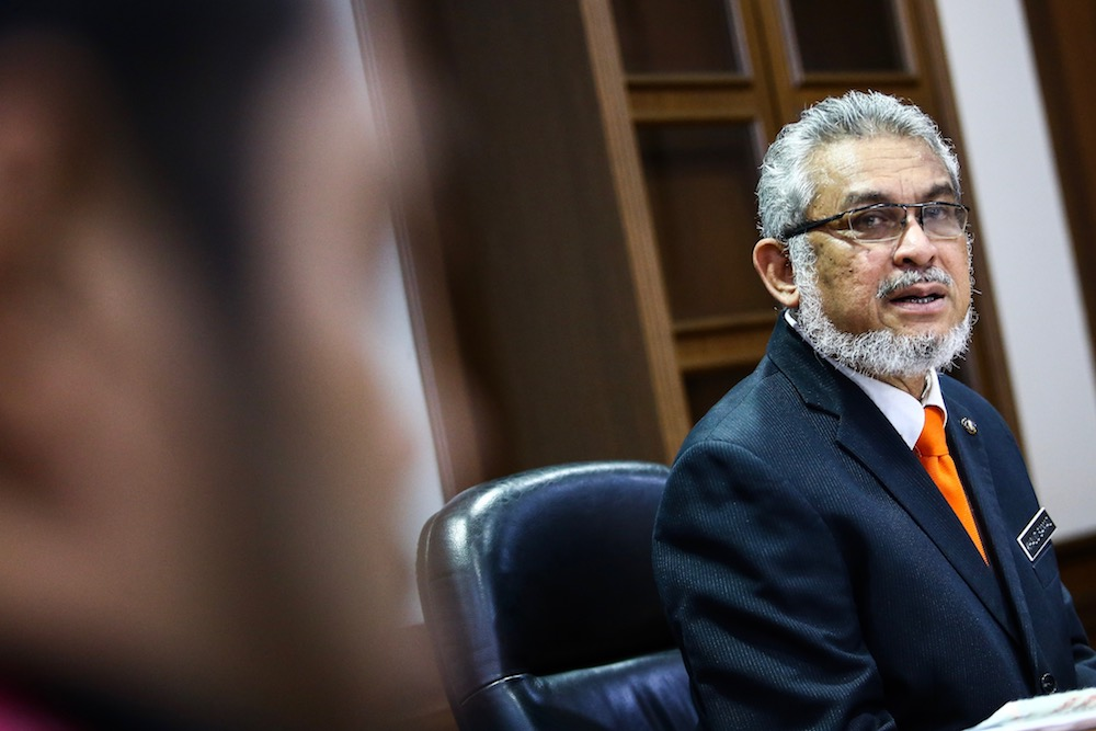 Khalid Samad says shocked, disappointed with PAS sec-gen's remarks trivialising Memali Incident