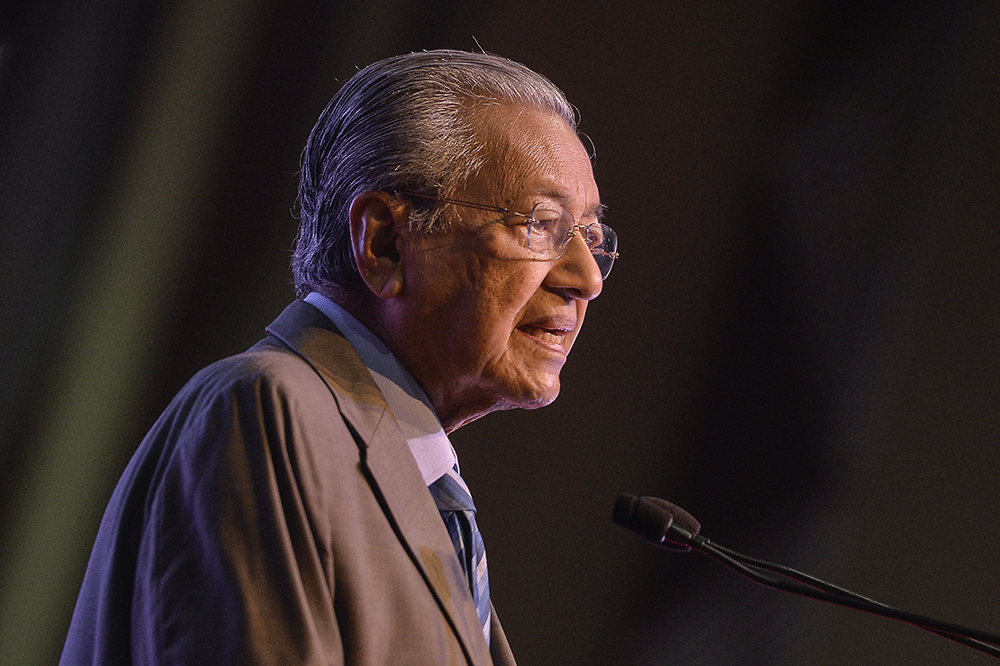 Dr M: Entrepreneurship crucial to broadening country's horizons
