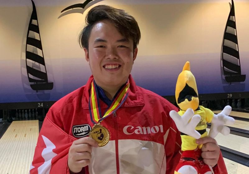 Xavier Teo wins boys' Masters gold as Singapore's youth bowlers shine in Kuching
