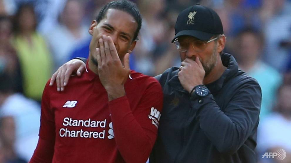 Football: Klopp 'surprised' that Liverpool have stayed with Man City