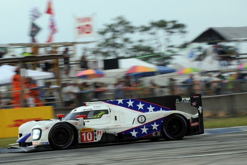 DragonSpeed withdraws from Spa LMP1, Sebring damaged not yet fixed