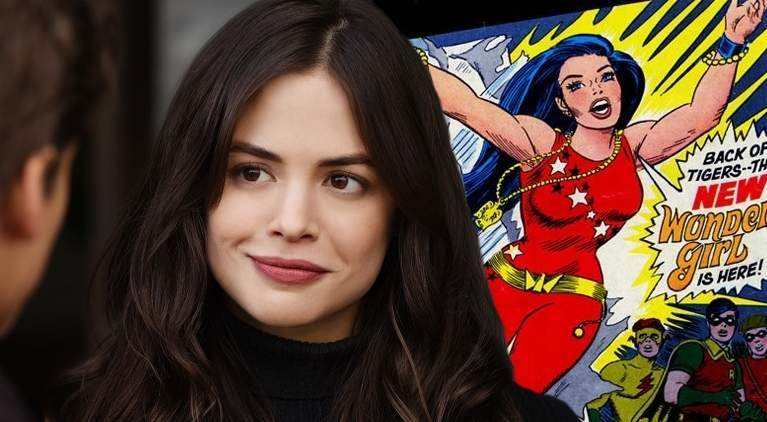 'Titans' Season 2: New Look at Donna Troy Revealed