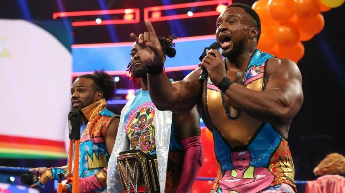 Big E Explains Why a New Day Breakup Wouldn't Work, Gives a Timetable on His Injury Return