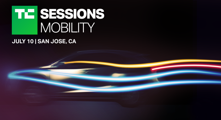 Reserve your student ticket to TC Sessions: Mobility 2019